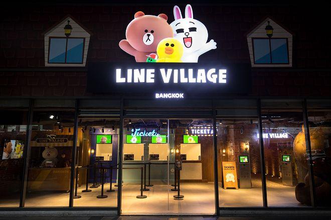 LINE Village Bangkok, Bangkok, Thailand
