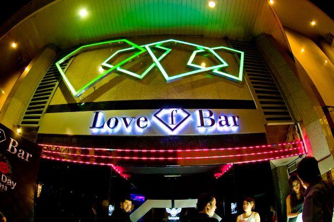 Love F Bar, Bangkok, Thailand