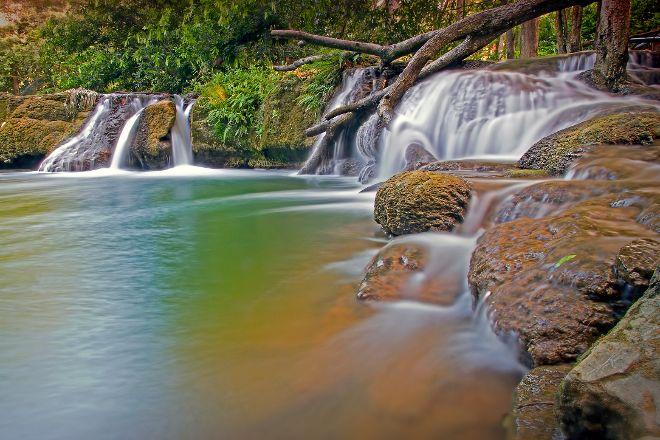 Namtok Chet Sao Noi National Park, Muak Lek, Thailand
