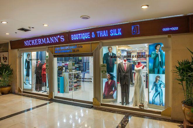 Nickermann's Tailors, Bangkok, Thailand