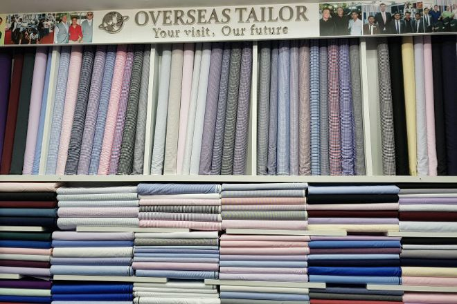 Overseas Tailor - 3rd branch, Bangkok, Thailand