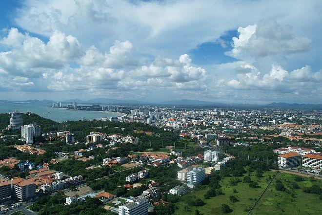 Pattaya Park Tower, Pattaya, Thailand