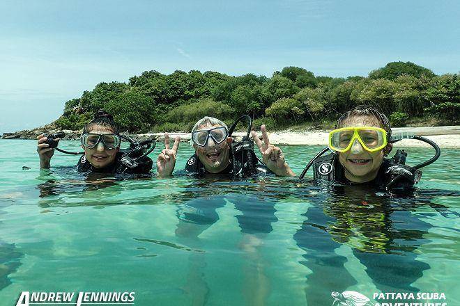 Pattaya Scuba Adventures, Pattaya, Thailand