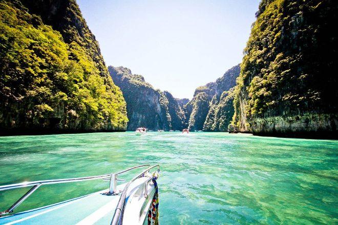 Phang Nga Eco Tour, Phuket, Thailand
