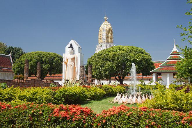 Phra Si Ratana Temple (Wat Yai), Phitsanulok, Thailand