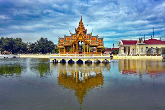 Phra Thinang Aisawan Thiphta-Art, Bang Pa-in, Thailand