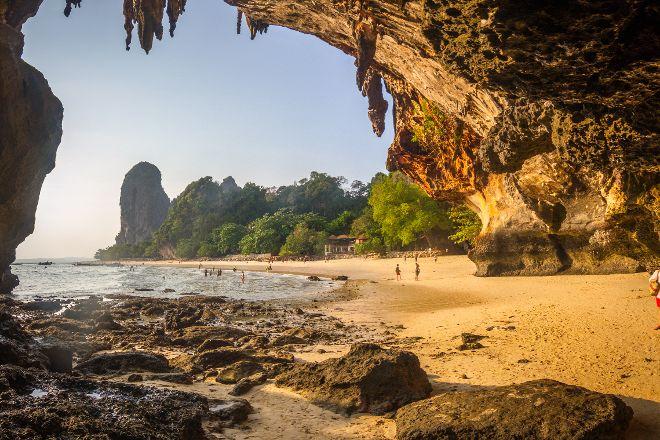 PhraNang Cave Beach, Ao Nang, Thailand