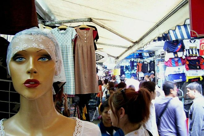 Pratunam Market, Bangkok, Thailand