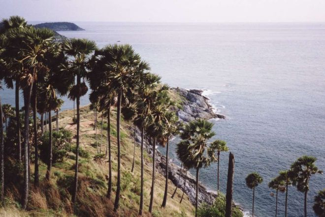 Promthep Cape, Rawai, Thailand
