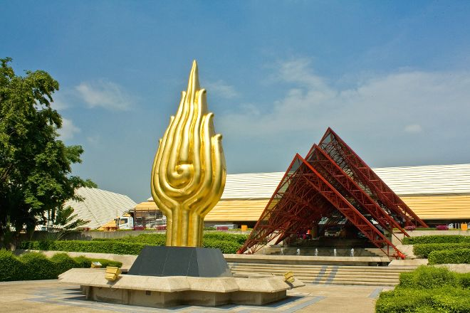 Queen Sirikit National Convention Center, Bangkok, Thailand
