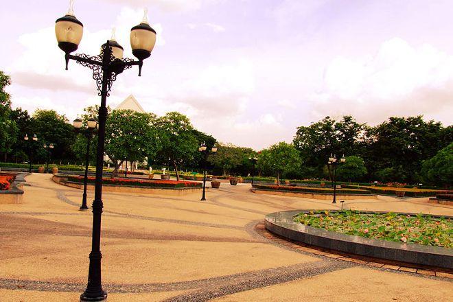 Queen Sirikit Park, Bangkok, Thailand