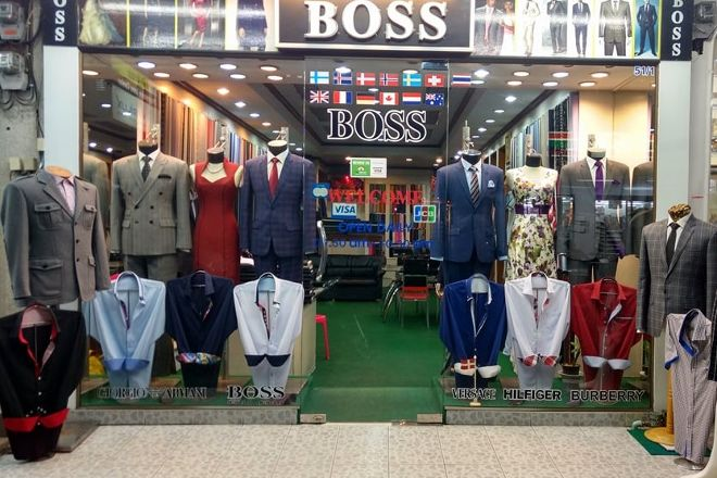 R.Boss Bespoke, Bangkok, Thailand
