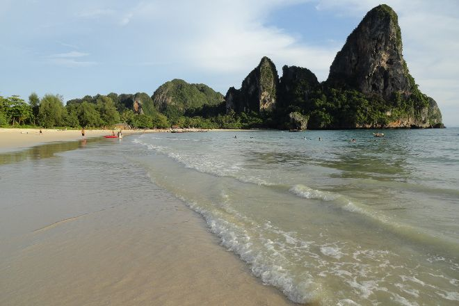 Railay Beach, Railay Beach, Thailand
