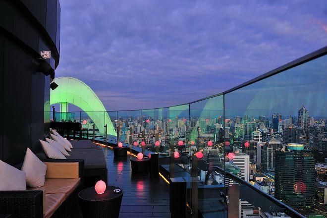 Red Sky Bar, Bangkok, Thailand