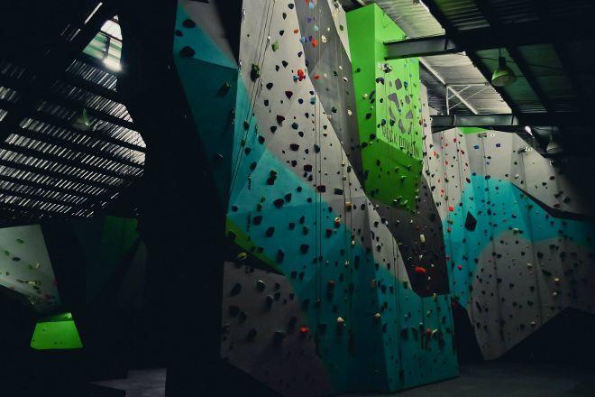 Rock Domain Climbing Gym, Bangkok, Thailand
