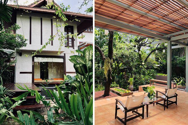 Ruen-Nuad Massage Studio, Bangkok, Thailand
