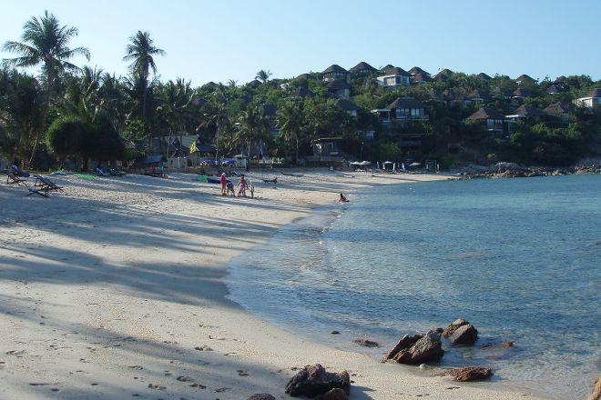 Samrong Beach, Bophut, Thailand