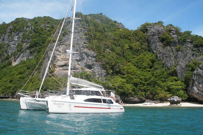 Samui Ocean Sports & Yacht Charter, Ko Samui, Thailand