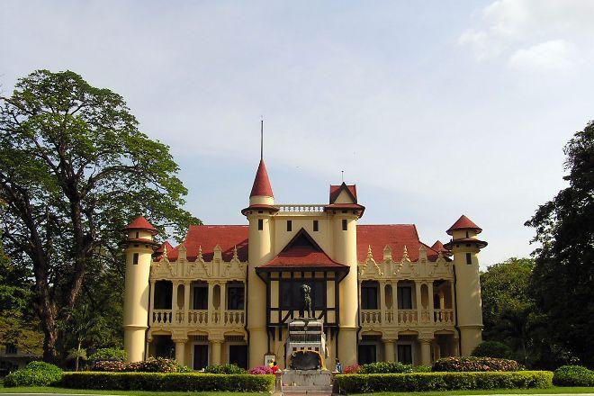 Sanam Chandra Palace, Nakhon Pathom, Thailand