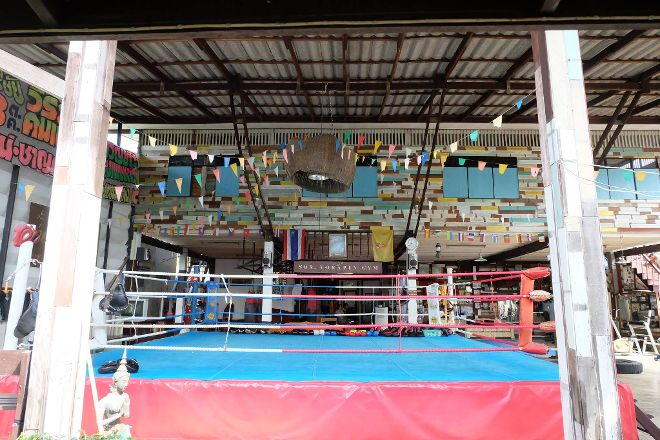 Sor. Vorapin Gym 1, Bangkok, Thailand