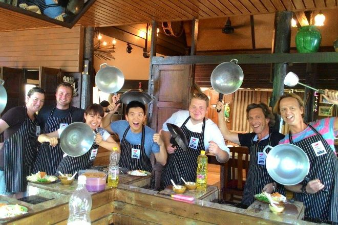 Thai Cooking Course Hua Hin, Hua Hin, Thailand