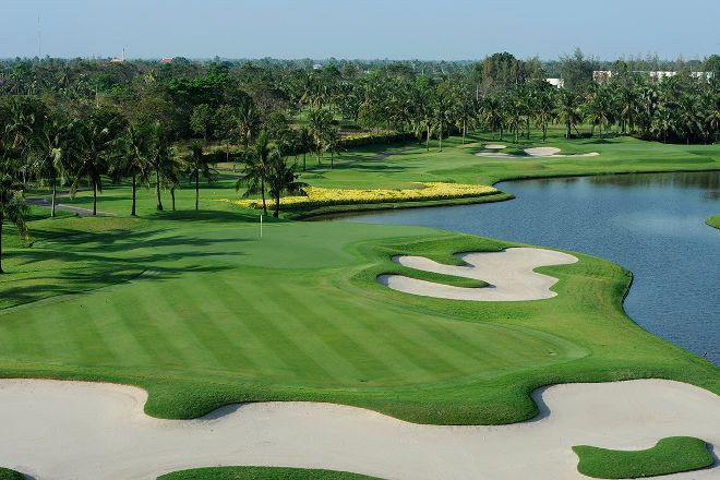 Thai Country Club Golf - Private Day Tour, Bangkok, Thailand