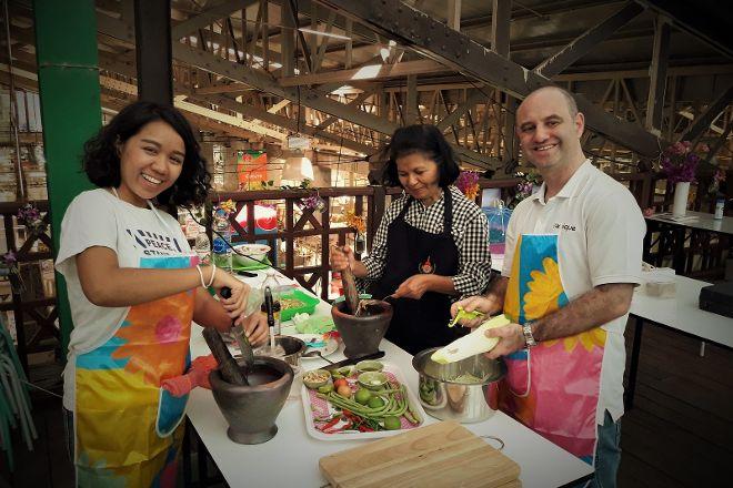 The Market Experience, Bangkok, Thailand