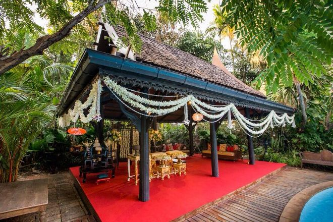 The Museum of Floral Culture, Bangkok, Thailand