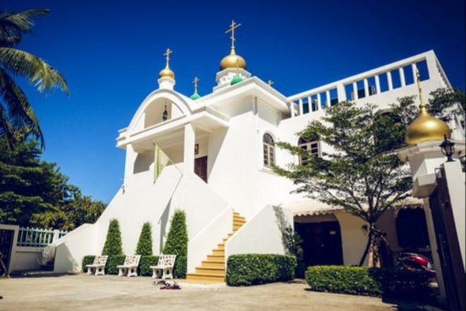 The Orthodox Church, Ko Chang, Thailand