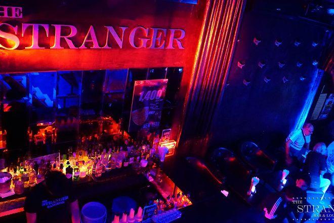 The Stranger Bar, Bangkok, Thailand