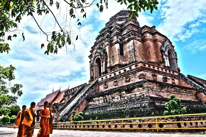 Touring Center, Chiang Mai, Thailand