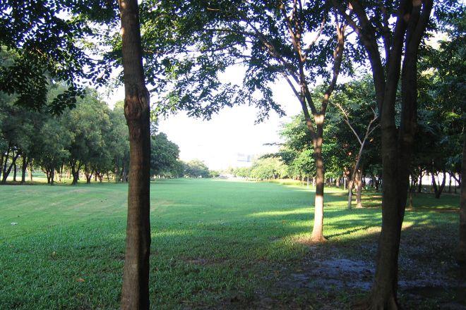 Wachira Benchathat Park (Rot Fai Park), Bangkok, Thailand