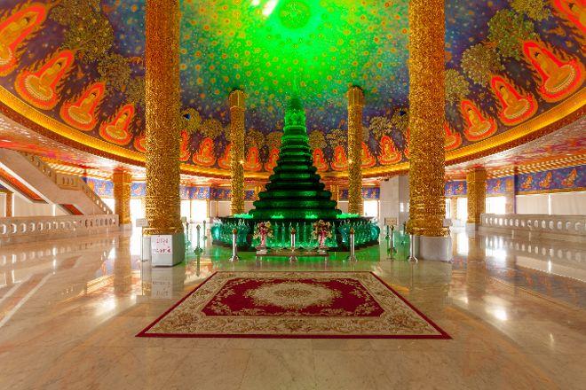 Wat Pak Nam, Bangkok, Thailand