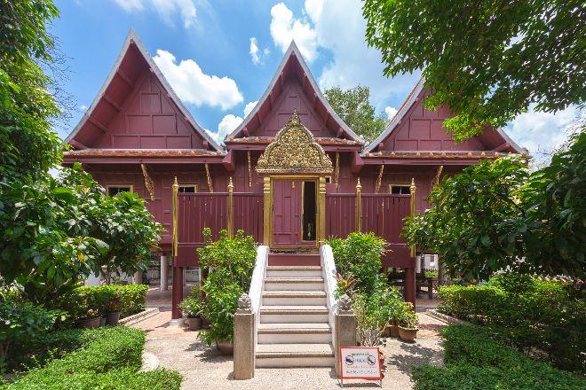 Wat Rakang Kositaram, Bangkok, Thailand