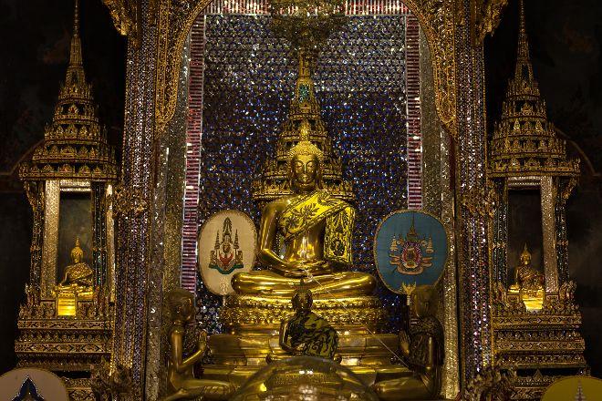 Wat Ratchapradit, Bangkok, Thailand