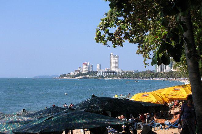 Wong Amat Beach, Pattaya, Thailand
