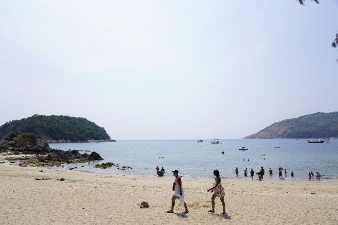 Yanui Beach, Rawai, Thailand