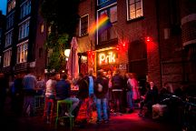 Bar Prik, Amsterdam, Holland