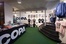 COPA Football Flagship Store, Amsterdam, The Netherlands