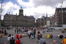 Dam Square, Amsterdam, The Netherlands