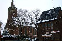 De Hervormde Kerk van Den Burg Texel uit 1452, Den Burg, The Netherlands