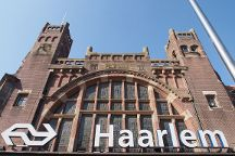 Haarlem Railway Station, Haarlem, The Netherlands