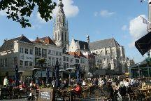 Historische Kilometer, Breda, The Netherlands