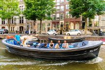 KINboat, Amsterdam, The Netherlands