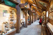 Kooijman Souvenirs & Clogs Wooden Shoe Workshop, Zaandam, The Netherlands