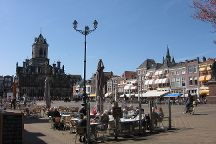 Markt, Delft, The Netherlands
