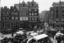 Nieuwmarkt, Amsterdam, The Netherlands