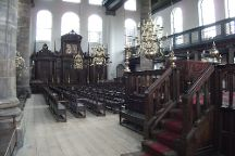 Portuguese Synagogue, Amsterdam, Holland