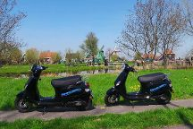 Scooter Experience, Landsmeer, Holland