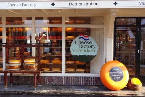 Cheese Factory Volendam, Volendam, The Netherlands